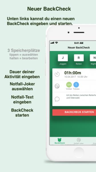 4 neuer BackCheck