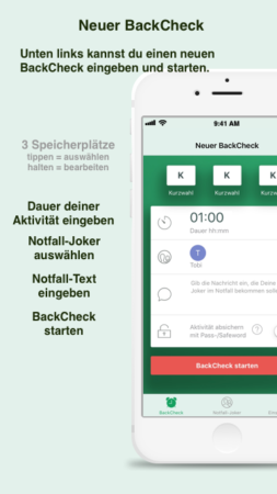 4 neuer BackCheck neu